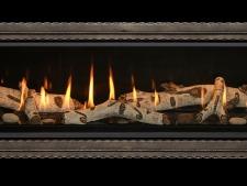 Gas Linear Fireplace