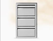 TESD-B Triple Storage Drawers