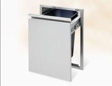 TETD18T-B Tall Trash Drawer