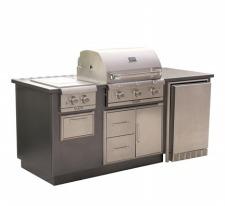 SABER EZ Outdoor Kitchen - R Series