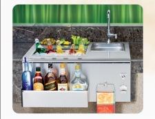 TEOR24-C Outdoor Refrigerator