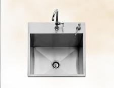 "TEOS24 24"" Drop-In Sink"